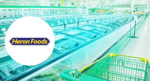 Claranet case study | Heron Foods