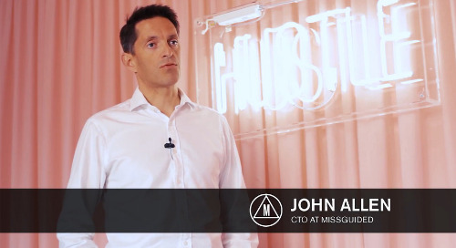[VIDEO] Missguided drives accelerated growth with AWS and Claranet