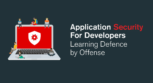 Application Security For Developers