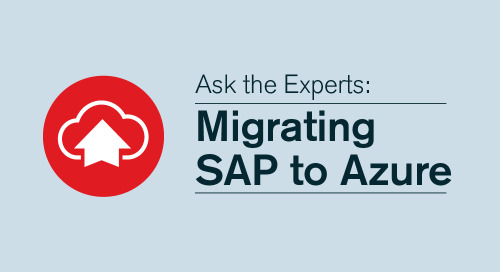 Claranet | Migrating SAP To Azure