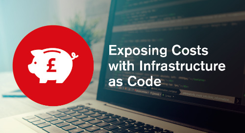 Blog   Exposing Costs with Infrastructure as Code