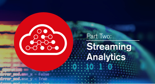 Blog | The Data Journey - Part Two: Streaming Analytics