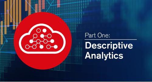 Blog | The Data Journey - Part One: Descriptive Analytics