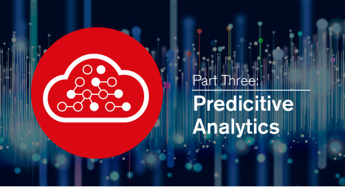 Claranet | The Data Journey - Part Three: Predictive Analytics