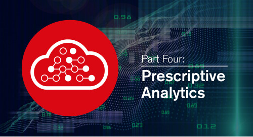 Blog | The Data Journey - Part Four: Prescriptive Analytics