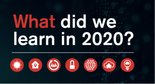 Blog | What did we learn in 2020?