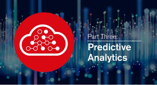 Blog | The Data Journey - Part Three: Predictive Analytics