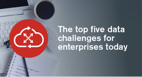 The top five data challenges for enterprises today