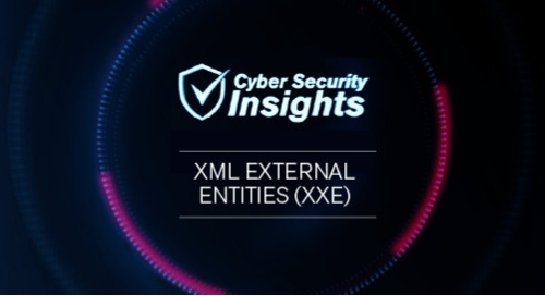 OWASP Top 10: 4. XML External Entities (XXE)