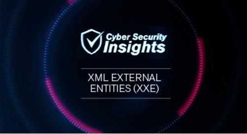 OWASP Top 10: 4. XML External Entities (XXE)