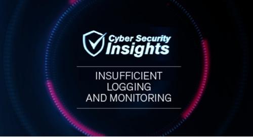 OWASP Top 10: 10. Insufficient Logging & Monitoring