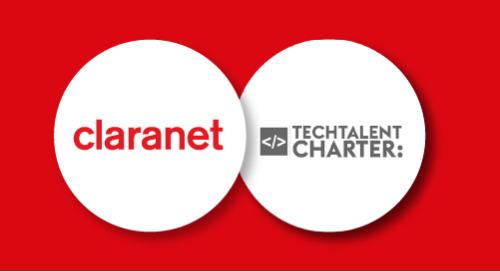 Claranet and Tech Charter