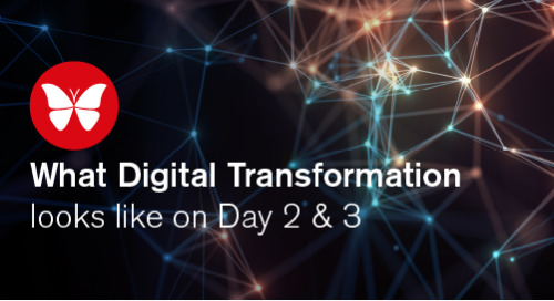 Claranet | What Digital Transformation looks like on Day 2 & 3