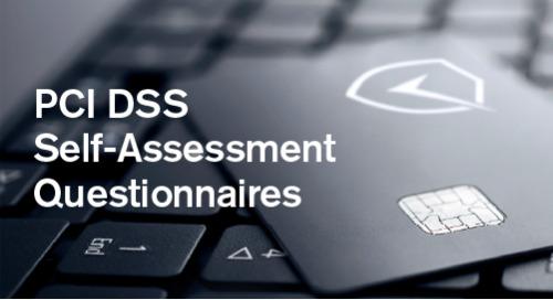 Blog | PCI DSS Self-Assessment Questionnaires