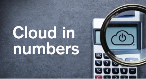 Claranet | Cloud in Numbers