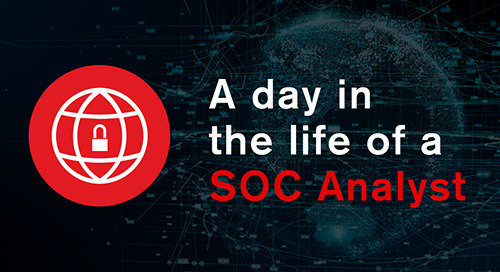 Blog | A day in the life of a SOC Analyst