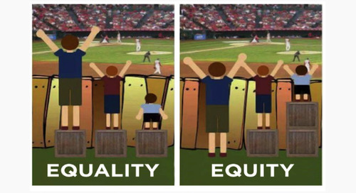 Promoting equity in K-12 for school leaders