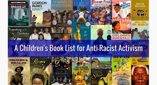 26 children's books to support conversations on race, racism & resistance