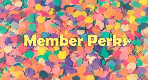 Member Perks