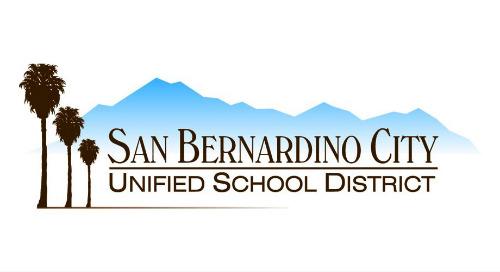 Crisis toolkit from San Bernardino City USD