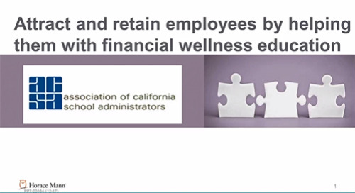 Retaining & Supporting Employees Through Financial Wellness