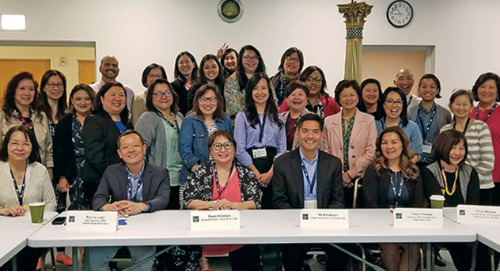 AAPI administrators address the 'bamboo ceiling' at equity network