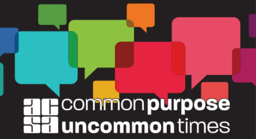 Common Purpose, Uncommon Times on Facebook Live