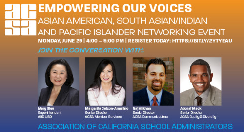 Empowering Our Voices: Asian American, South Asian/Indian and Pacific Islander