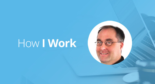 How I Work: Travis Ratsoy
