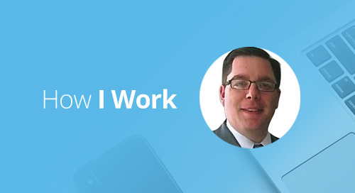 How I Work: Travis Temeyer
