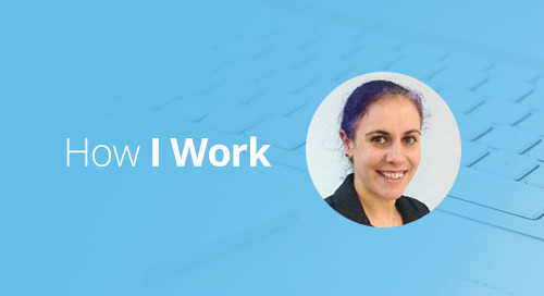 How I Work: Amy Tejirian