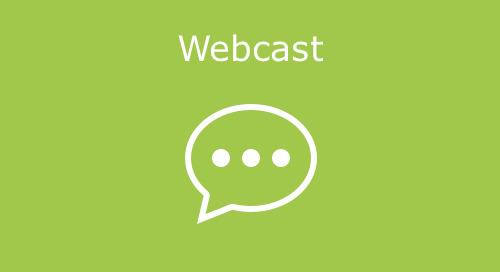 Q3 Webcast 15th November 2018