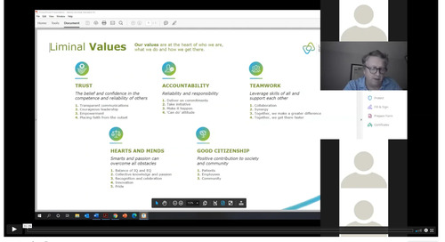 Values Launch: Implementation Video