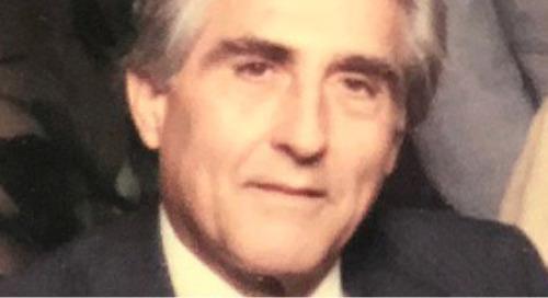 In memory: John Raymond Lomenzo