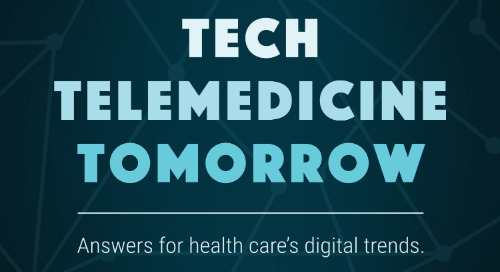 Tech, Telemedicine, Tomorrow: Answers for health care's digital trends