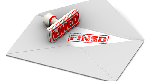Practice fined for response to social media review