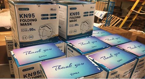 Update on KN95 masks