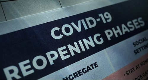 COVID-19: Guidelines for re-opening your practice