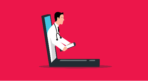 Telemedicine: Patient selection and meeting the standard of care