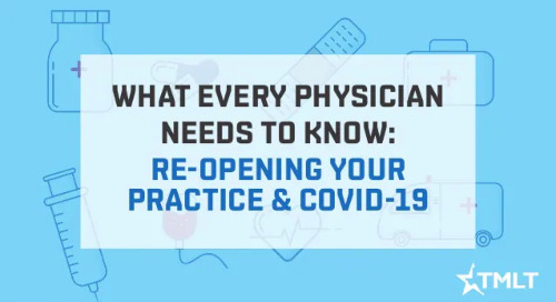 COVID-19 Re-opening Your Practice