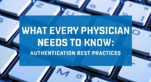 Authentication Best Practices