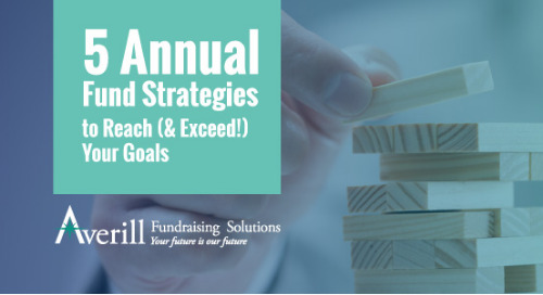 5 Annual Fund Strategies to Reach (& Exceed!) Your Goals