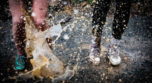 EVEN WITH A SHOE FULL OF SLUSH: Spring Cleaning Your Grants Management