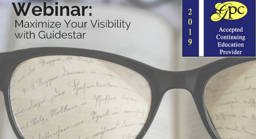 Maximize Your Visibility with GuideStar