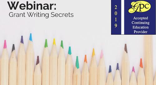 Grant Writing Secrets