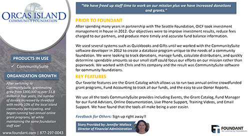 Orcas Island Community Foundation