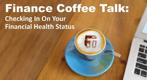 Finance Coffee Talk: Checking In On Your Financial Health Status