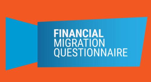 Data Migration Questionnaire