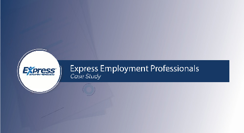 Express Employment Professionals Case Study