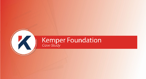 Kemper Foundation Case Study